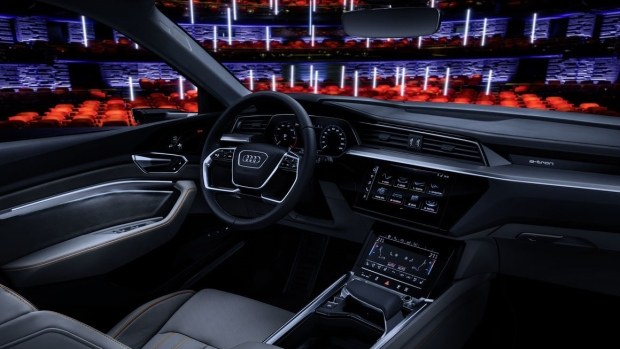 Audi Will Turn Inside Of Car Into Amusement Park For Ces 2019