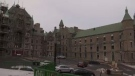 The old site of the Royal Victoria Hospital is among the favourites to house a new, winter-only shelter for Montreal's homeless.