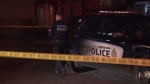 Police received reports of the shooting in the area of East 53rd and Prince Edward Street.