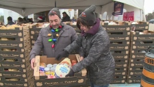 Talking Over Turkey giveaway in Leamington