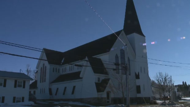 Springhill's All Saint Anglican Church was built in 1892 and lately, it's been showing its 126 years of service