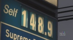 Gas prices skyrocketed as forecasted