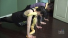 Snake yoga? It's a thing
