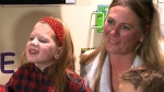 CTV National News: New hope for Canadian girl