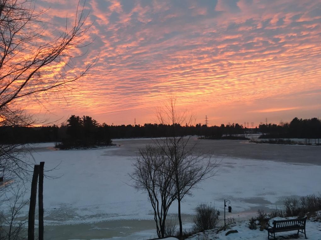 Late Fall Sunset | CTV News Ottawa