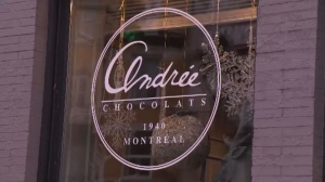 Chocolats Andrée, on Parc Ave. for 40 years, is set to close on Dec. 31.