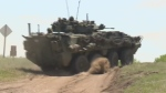 Feds looking for way out of LAV deal with Saudis
