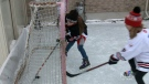 Bylaw says outdoor rink must go
