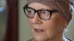A cancer diagnosis and rare use of constitutional powers after election were taxing for Jocelyne Roy Vienneau.