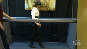CTV Montreal: VR tour of Ancient Egypt