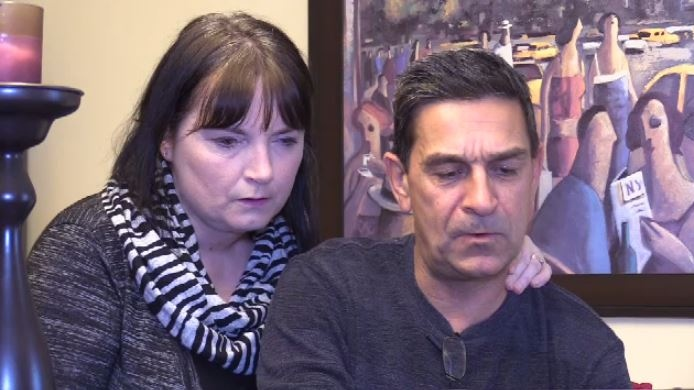 Darlene and Danny Boudreau have been sharing posts on social media trying to find the man who forgot his presents in their car after Danny helped him find his Jeep in the parking lot.