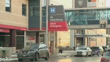 Hospital assault