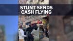 cash stunt