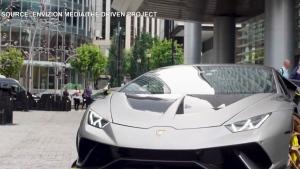 Paying it forward with Lamborghini rides