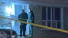 One man was rushed to hospital following a shooting in Malvern early Tuesday morning.