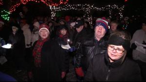 Exeter grants dying man final Christmas wish. (Scott Miller / CTV London)