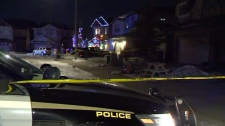 A man was taken to hospital following a shooting in the city's northwest on December 17, 2018.
