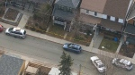 Shooting near Bathurst and Vaughan