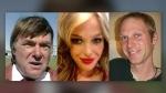 Wayne Millard, Laura Babcock, Tim Bosma