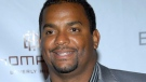 Actor Alfonso Ribeiro poses on the press line at the Music Mogul Launch Party in Beverly Hills, Calif. on Monday, Nov. 24, 2008. (AP Photo/Dan Steinberg)
