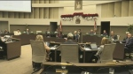 Barrie city council meets on Monday, Dec. 17, 2018 (CTV News/Aileen Doyle)