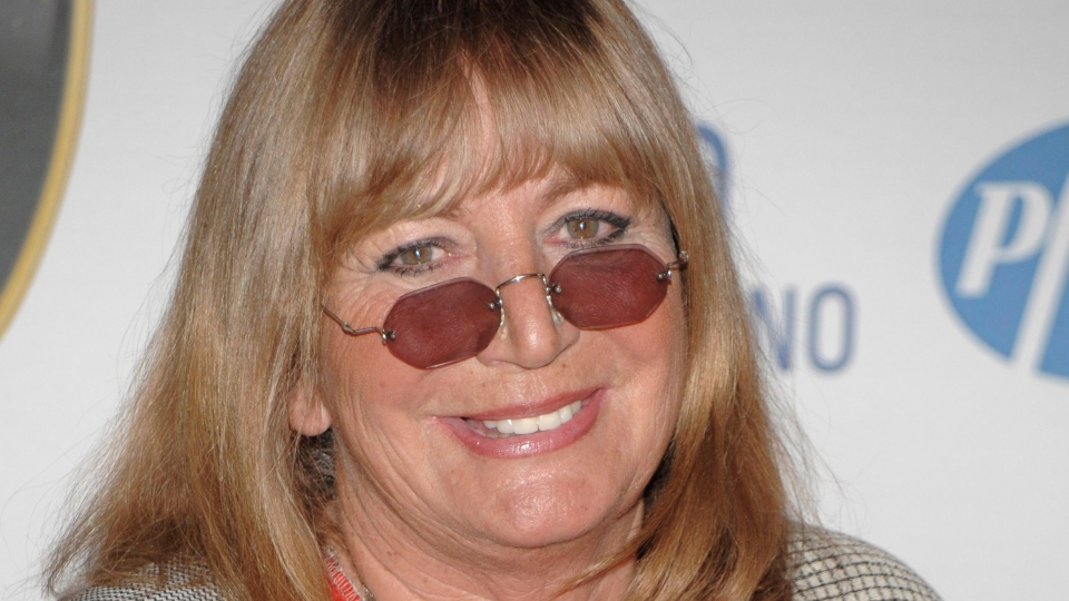 Actress and director Penny Marshall