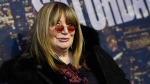 In this Feb. 15, 2015 file photo, actress and director Penny Marshall attends the SNL 40th Anniversary Special in New York. Marshall died of complications from diabetes on Monday, Dec. 17, 2018, at her Hollywood Hills home. She was 75. (Photo by Evan Agostini/Invision/AP, File)
