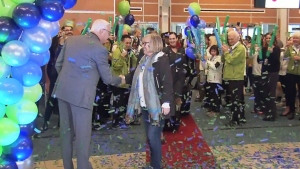 Woman becomes 25 millionth YVR passenger