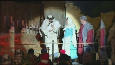 CTV Northern Ontario's Tony Ryma talks to Jeremy Mahood about bringing the story of Christmas to life in the Living Nativity production.
