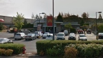 A McDonald's restaurant in Millstream Village is shown in an undated Google Maps image.