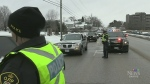 Police are cracking down on impaired drivers with