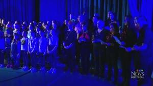 CTV Montreal: School choir