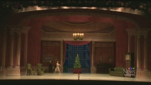 Curtain set to open on RWB's Nutcracker