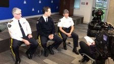In a rare interview, the RCMP's top officers in B.C. sat down with CTV News to reflect on the events of the last year and the challenges still ahead.