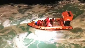 BC Ferries crew stages dramatic rescue in storm