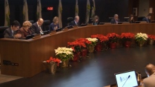 Surrey budget passes despite criticism