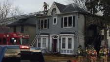 St. Andrew Street fire