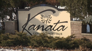 Kanata Lakes Golf and Country Club December 19, 2018
