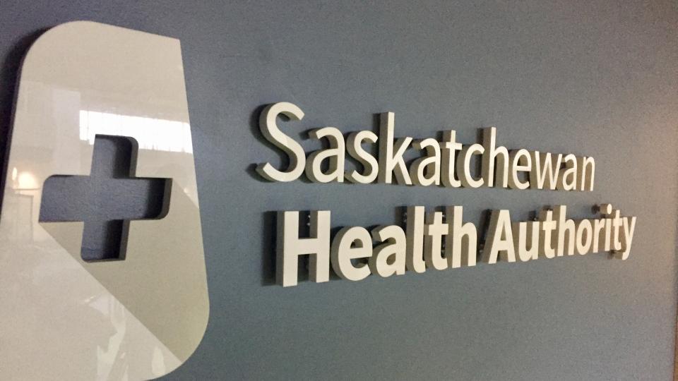 Sask Health Authority sha