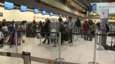 Travel, holidays, Calgary airport, YYC, holiday tr