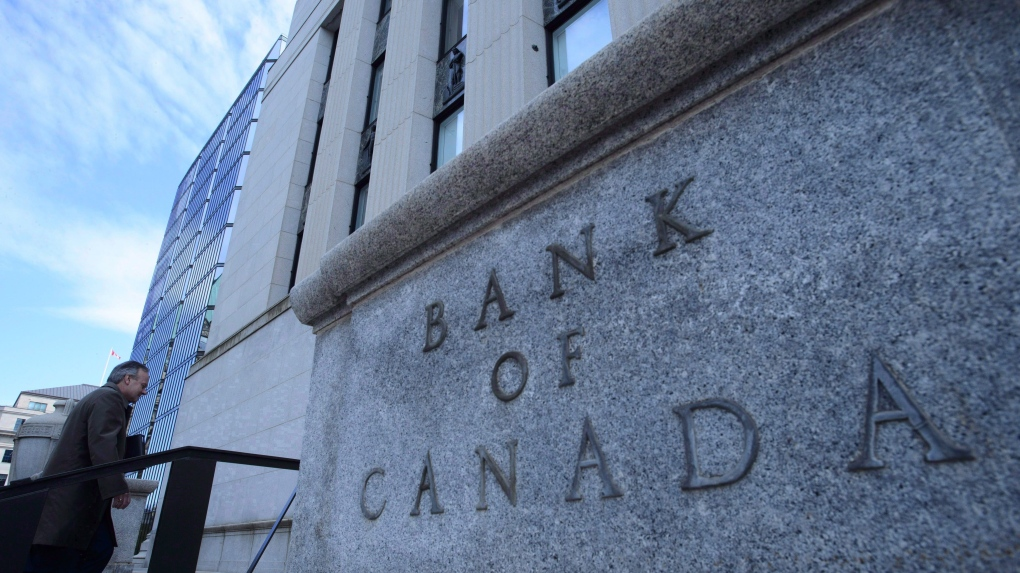 Bank of Canada keeps policy rate on hold