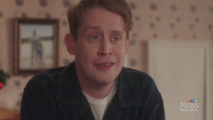Macauley Culkin reprises his famous role for a Goo