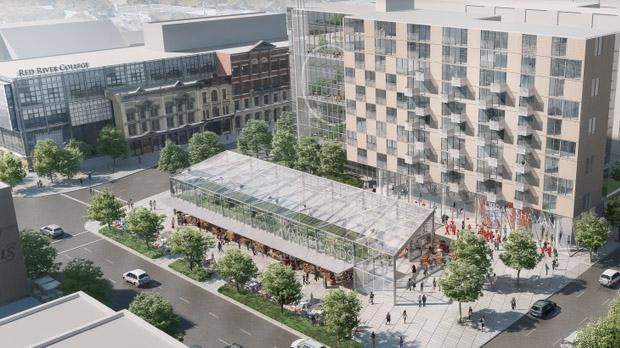 'New Market Square,'