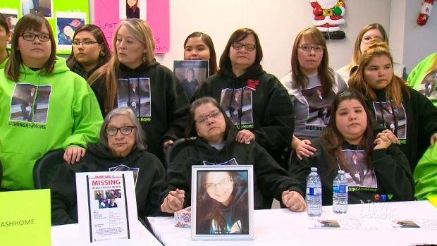 Family of missing woman seeks help
