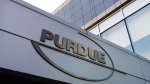 This May 8, 2007 file photo shows the Purdue Pharma offices in Stamford, Conn.  (AP Photo/Douglas Healey, File