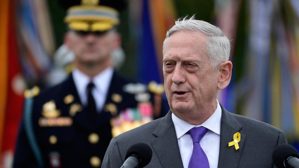 Ex-defence secretary Jim Mattis has book coming this summer