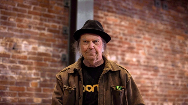 Neil Young books two back-to-back nights at different Winnipeg concert venues