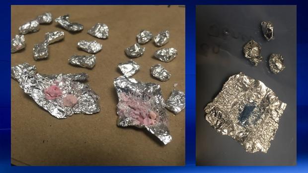 Lethbridge seizure - carfentanil and heroin