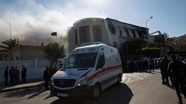 UN says fighting over Libya's capital displaces 8,000 | CTV News