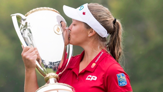 LPGA Player Profile Brooke Henderson Image